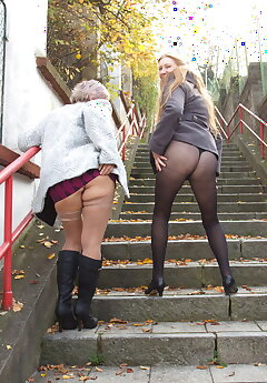 stairs voyeur pictures